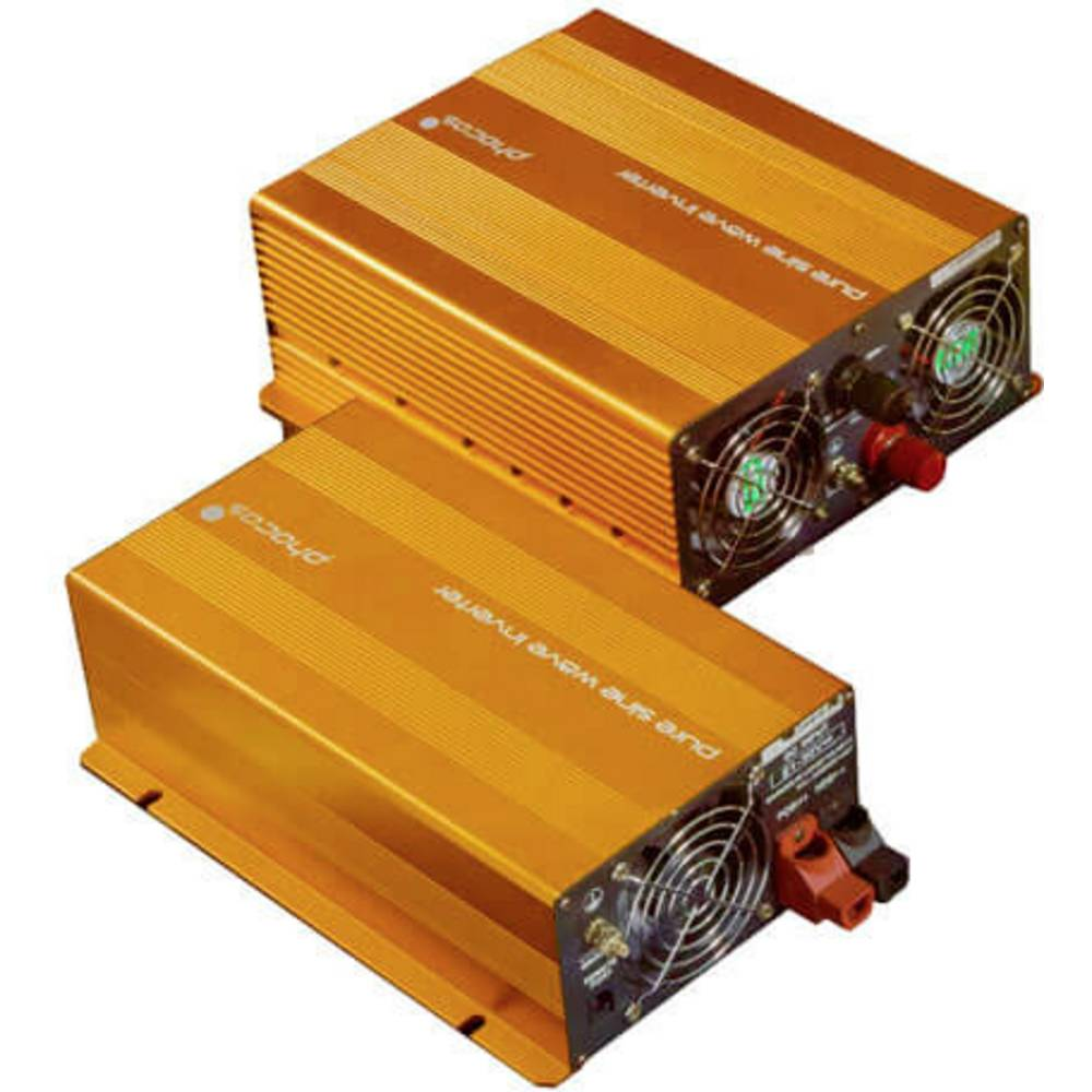 Phocos razsmernik PSW-1000 230/12 1000 W 12 V/DC-230 V/AC, 5 V/DC