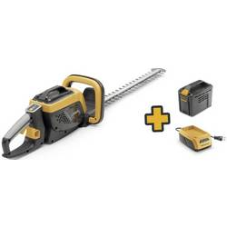 STIGA SHT 500 AE akumulatorski škarje za živo mejo mehak ročaj, vklj. akumulator 48 V li-ion 510 mm