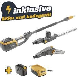 STIGA 278722108/ST1 večnamensko orodje vklj. akumulator, vklj. polnilnik