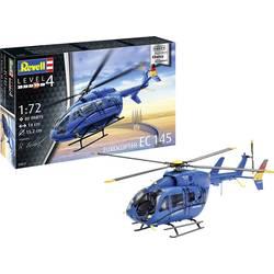 Revell 63877 EC 145 Builders Choice helikopter za sastavljanje 1:72