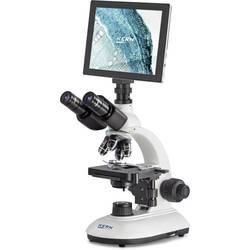 Kern OBE 114T241 mikroskop s presvetljeno svetlobo trinokularni 1000 x presvetljena svetloba
