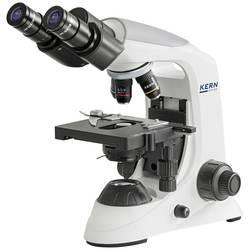 Kern OBE 122 mikroskop s presvetljeno svetlobo binokularni 400 x presvetljena svetloba