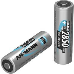 Ansmann Digital HR06 mignon (AA) akumulator NiMH 2650 mAh 1.2 V 2 St.