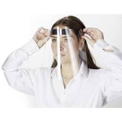 Cimco 47600 Zaštitni vizir uklj. držač glave bistra