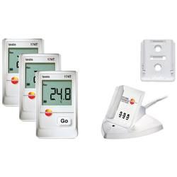 testo 174 T uređaj za pohranu podataka temperature Mjerena veličina temperatura -30 Do +70 °C