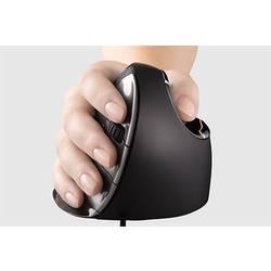 Evoluent D Medium žičani ergonomski miš laser ergonomski