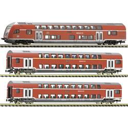 Fleischmann 862810 3 kos. Set: dvonadstropni vagoni, DB AG