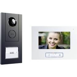 m-e modern-electronics 41175 video vratni domofon kabelska povezava antracitna