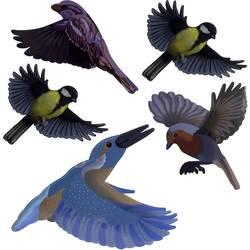 Gardigo Stickers Native Birds okenske nalepke ptic ujed zastraševanje 1 kos