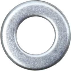 podložna pločica Unutarnji promjer: 6.4 mm M6 čelik pocinčani 100 St. SWG 407 6 25
