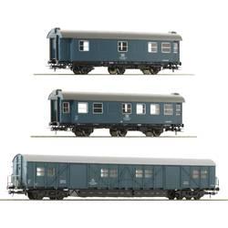 Roco 67198 3 kom. Skup: Bauzugwagen, DB
