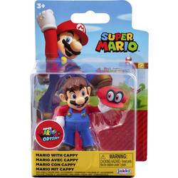 Diverser Cappy Mario Figur 6,5cm