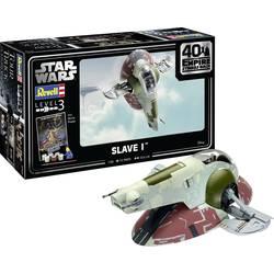 Revell 05678 Star Wars Slave I 40th Anniversary znanstvenofantastični model, komplet za sestavljanje 1:87
