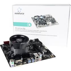 Renkforce komplet za podešavanje računala AMD Athlon™ 3000G (2 x 3.5 GHz) 8 GB AMD Radeon Vega Graphics Vega 3 Micro-ATX