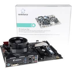 Renkforce komplet za podešavanje računala AMD Ryzen™ 7 AMD Ryzen 7- 3700X (8 x 3.6 GHz) 16 GB keine Grafikkarte ATX