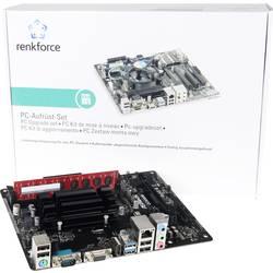Renkforce komplet za podešavanje računala AMD E2 E2-6110 (4 x 1.5 GHz) 8 GB AMD Radeon R2 Micro-ATX