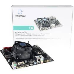 Renkforce komplet za podešavanje računala Intel® Celeron® G 4930 (2 x 3.2 GHz) 8 GB Intel UHD Graphics 610 Micro-ATX