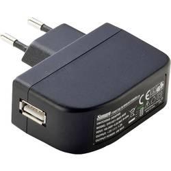 Dehner Elektronik SYS 1638-0605-W2E (Europe USB inlet) plug-in napajanje, fiksni napon 5 V/DC 1.2 A 6 W stabilizirano