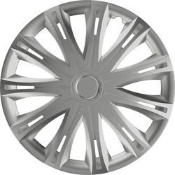 HP Autozubehör kolesni pokrovi R14 srebrna 1 kos