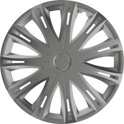 HP Autozubehör kolesni pokrovi R15 srebrna 1 kos