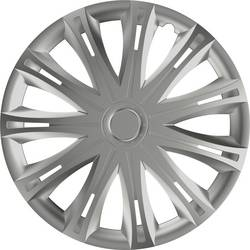 HP Autozubehör kolesni pokrovi R16 srebrna 1 kos
