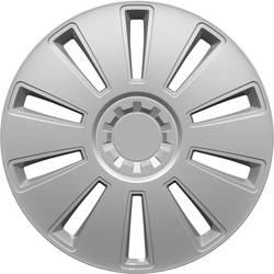 HP Autozubehör GRID kolesni pokrovi R15 srebrna 1 kos