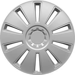 HP Autozubehör GRID kolesni pokrovi R16 srebrna 1 kos