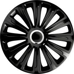HP Autozubehör kolesni pokrovi R14 črna 1 kos