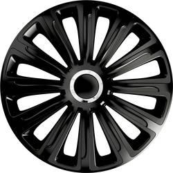 HP Autozubehör kolesni pokrovi R15 črna 1 kos