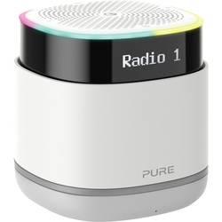 Pure StreamR glasovno voden zvočnik neposredno vgrajena Amazon Alexa, aux, WLAN siva