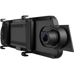 Lamax S9 Dual kamera za vzvratno vožnjo, avtomobilska kamera z gps-sistemom Razgledni kot - horizontalni=150 ° akumulator, opozo