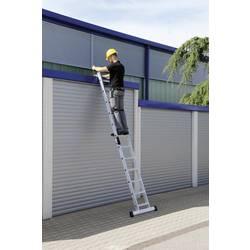 Günzburger Steigtechnik 40618 aluminij prislonilna lestev montaža z orodjem Delovna višina (maks.): 5.8 m