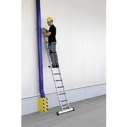 Günzburger Steigtechnik 40422 aluminij prislonilna lestev montaža z orodjem Delovna višina (maks.): 4.3 m