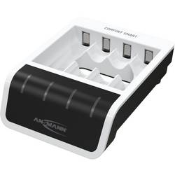 Ansmann Comfort Smart polnilnik okroglih celic nikelj-metal-hidridni micro (aaa), mignon (aa)