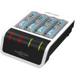 Ansmann Comfort Smart nikalj-metal-hidridni micro (AAA), mignon (AA) punjač okruglih stanica uklj. akumulator