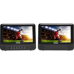 Denver MTW-757 DVD player s 2 monitora za naslon za glavu ATT.FX.SCREEN_DIAGONAL=17.78 cm (7 palac)