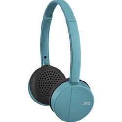 JVC HA-S24W-Z Bluetooth® on ear slušalke on ear kontrola glasnosti turkizna
