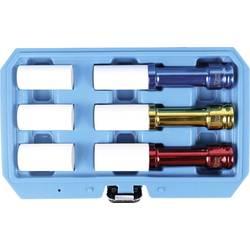 Kunzer 7RL03.1 zunanji šestrobi komplet natičnih ključev za platišča iz lahkih kovin 17 mm, 19 mm, 21 mm 3 delni 1/2 (12.5 mm)