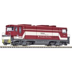 Liliput L142110 H0e dizelska lokomotiva Vs83 lokalne železnice Pinzgau, narodni park Hohe Tauern