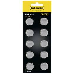 Intenso Energy Ultra gumbasta baterija cr 2032 litijev 220 mAh 3 V 10 St.