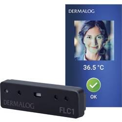 Dermalog FLC1 Light Edition pristup praćenja temperature prikaz slike u realnem vremenu, beskontaktno ic mjerenje