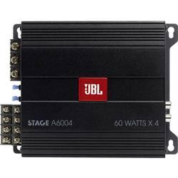 4-kanalni ojačevalnik 560 W JBL STAGEA6004