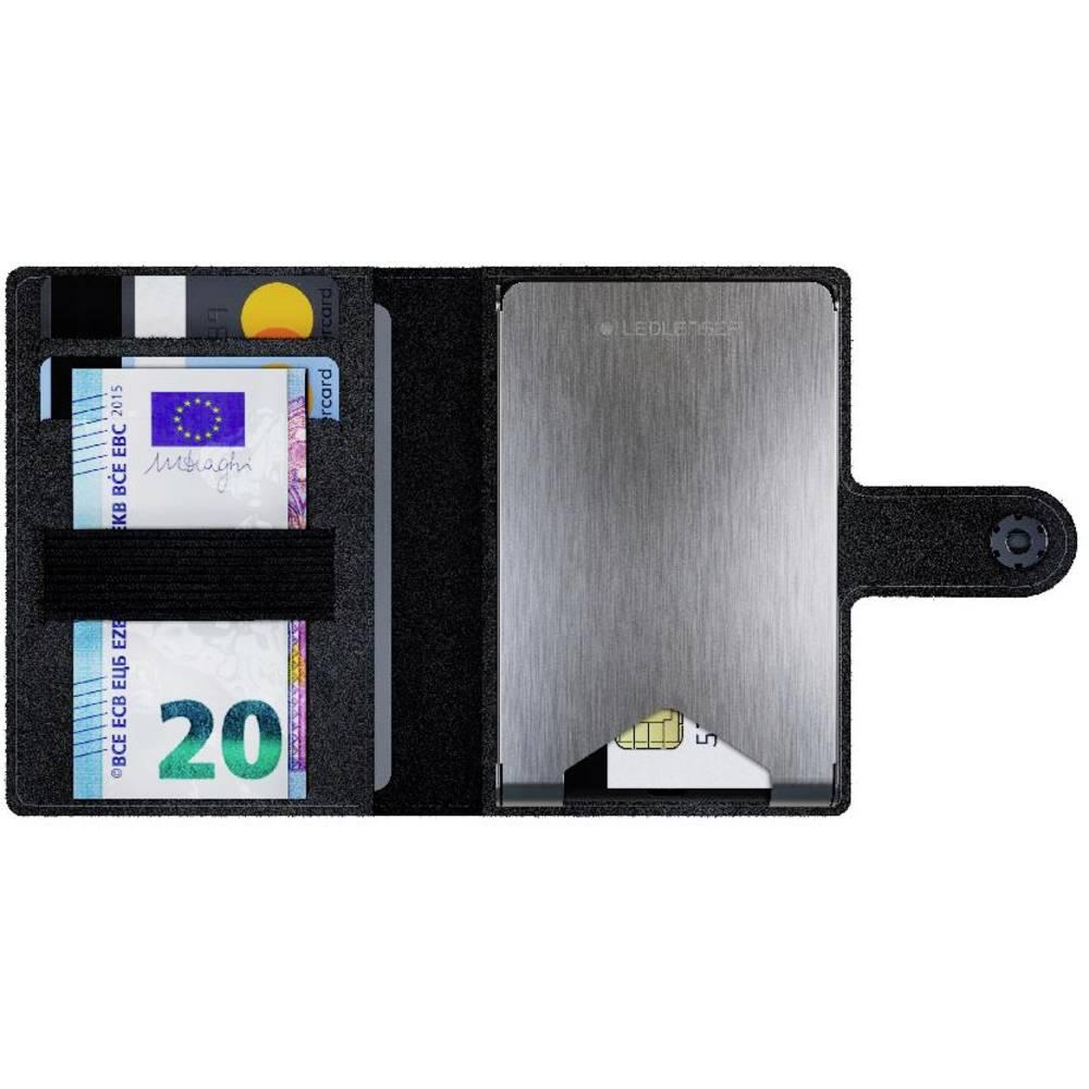 Ledlenser denarnica Lite-Wallet Classic (D x Š x V) 97 x 74 x 24 mm črna 502315