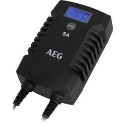 AEG LD8 10618 polnilnik za avto 12 V, 24 V 8 A 4 A