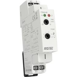 Rose LM CRM-46 svjetlosni automat za stubišta 230 V/AC 1 St. Vremenski opseg: 30 s - 10 min 1 prebacivanje