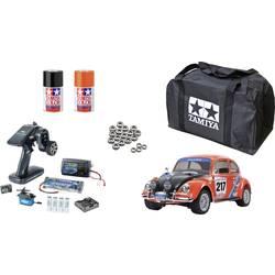 Tamiya MF-01X VW Beetle Rally s ščetkami 1:10 RC modeli avtomobilov elektro cestni model pogon na vsa kolesa (4wd) varčevalni ko