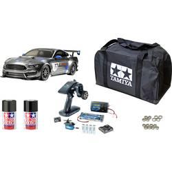 Tamiya TT-02 Ford Mustang GT4 s ščetkami 1:10 RC modeli avtomobilov elektro cestni model pogon na vsa kolesa (4wd) varčevalni ko