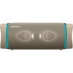 Sony SRS-XB33 Bluetooth® zvočnik vodoodporen, zunanji zvočnik, odporen na prah, NFC bež