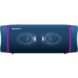 Sony SRS-XB33 Bluetooth® zvočnik vodoodporen, zunanji zvočnik, odporen na prah, NFC modra