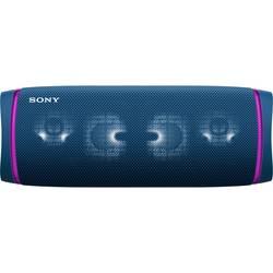 Sony SRS-XB43 Bluetooth® zvočnik vodoodporen, zunanji zvočnik, odporen na prah, NFC, aux modra